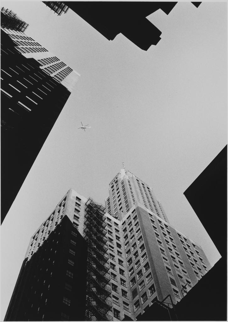 《シカゴ 街》1959-61年 ©高知県,石元泰博フォトセンター