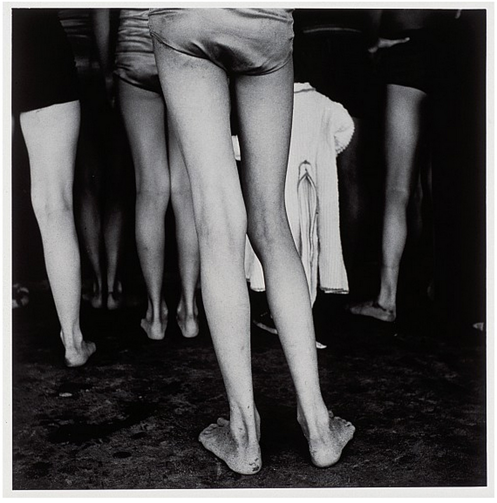 Chicago, North Avenue Beach 1948-52 ©Kochi Prefecture, Ishimoto Yasuhiro Photo Center