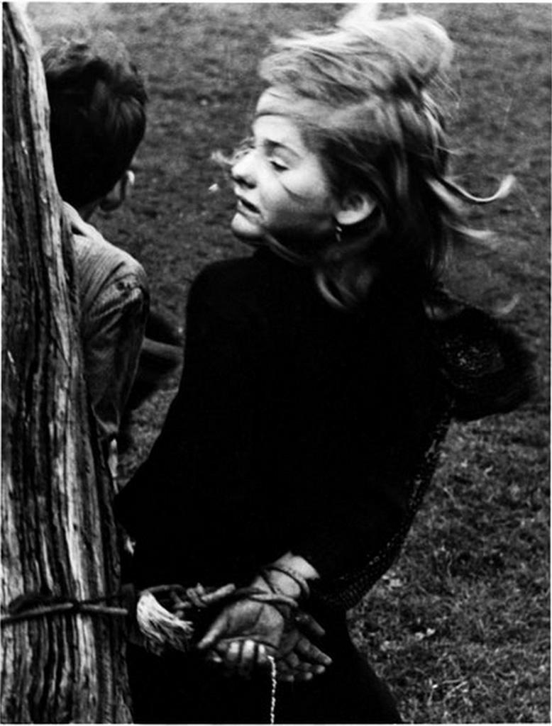 Chicago, Little Ones 1948-50 ©Kochi Prefecture, Ishimoto Yasuhiro Photo Center