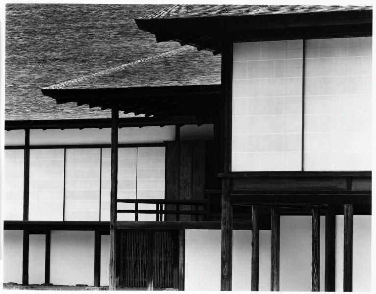 《桂離宮》(1981-82年年)  ©高知県,石元泰博フォトセンター
