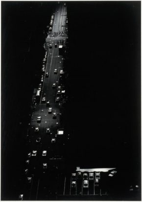 Chicago, Town (1959-61) ©Kochi Prefecture, Ishimoto Yasuhiro Photo Center