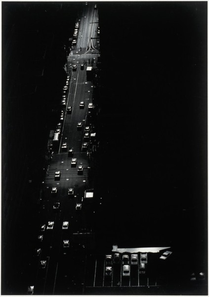 Chicago, Town, 1959-61 ©Kochi Prefecture, Ishimoto Yasuhiro Photo Center