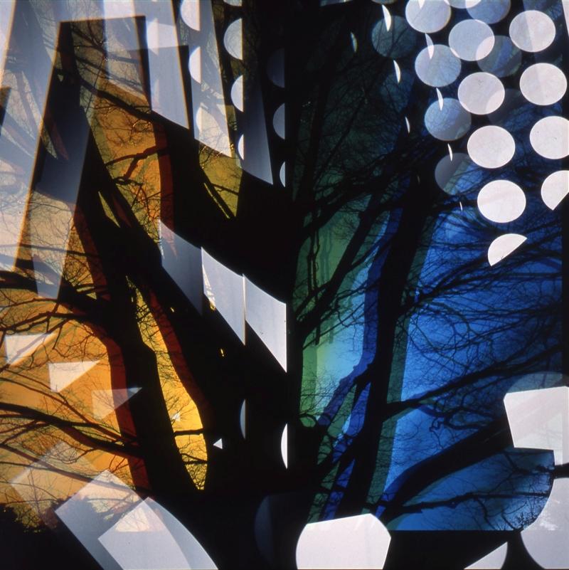 《色とかたち》 1995年 ©高知県,石元泰博フォトセンター
