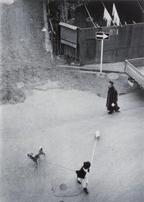 《東京 街》(1963-70年)  ©高知県,石元泰博フォトセンター