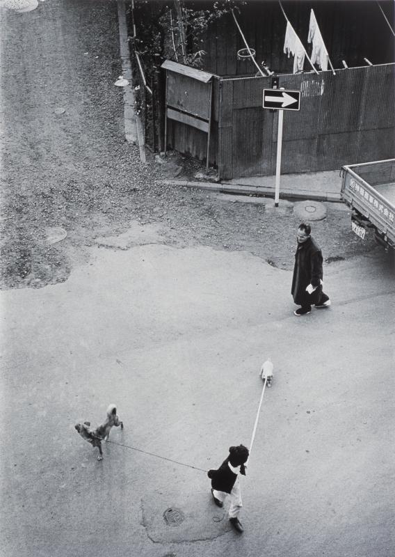 《東京 街》 1963-70年 ©高知県,石元泰博フォトセンター