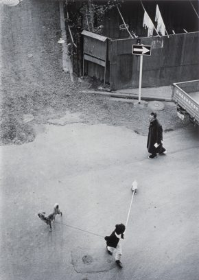 Tokyo, Town (1963-70) ©Kochi Prefecture, Ishimoto Yasuhiro Photo Center