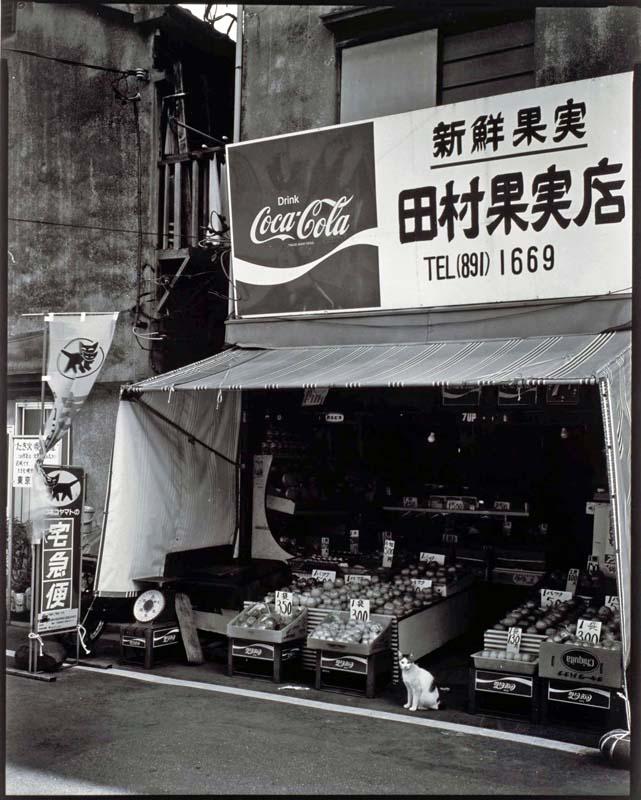 《東京 山の手線・29》1981-85年 ©高知県,石元泰博フォトセンター